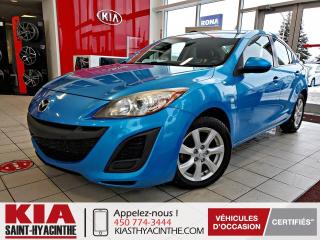 Used 2010 Mazda MAZDA3 ** EN ATTENTE D'APPROBATION ** for sale in St-Hyacinthe, QC