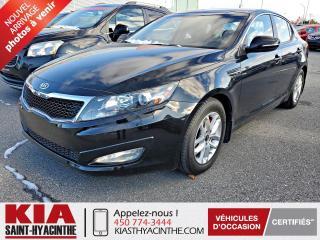 Used 2011 Kia Optima LX ** SIÈGES CHAUFFANTS / BLUETOOTH for sale in St-Hyacinthe, QC