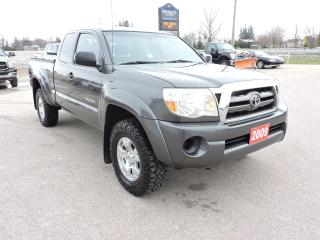 Used 2009 Toyota Tacoma SR5 4X4 V6 Newer tires Only 191000 km for sale in Gorrie, ON