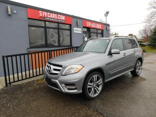 Used 2015 Mercedes-Benz GLK-Class GLK 250 BlueTEC|4MATIC|NAVI|PANO ROOF for sale in St. Thomas, ON