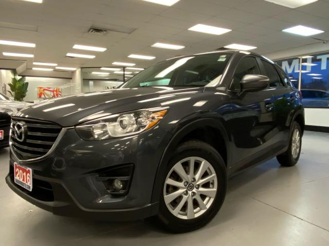 2016 Mazda CX-5 GS - HEAT SEAT/ NAV/ MOONROOF/ BACKUP CAM/ B-TOOTH
