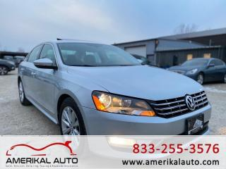 Used 2012 Volkswagen Passat 2.5L Auto Highline for sale in Winnipeg, MB