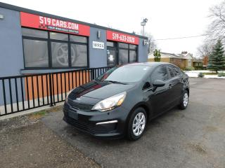 Used 2017 Kia Rio LX+|BLUETOOTH|HEATED SEATS|AUX/USB for sale in St. Thomas, ON