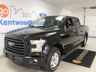 Used 2016 Ford F-150 One Owner, Local Trade | Clean | NAV | Remote Start for sale in Edmonton, AB