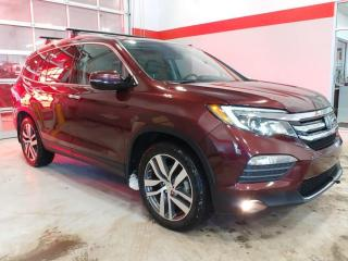 Used 2016 Honda Pilot Touring for sale in Red Deer, AB