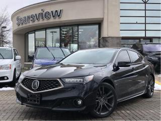 Used 2020 Acura TLX Tech A-Spec | SH-AWD | V6 for sale in Scarborough, ON