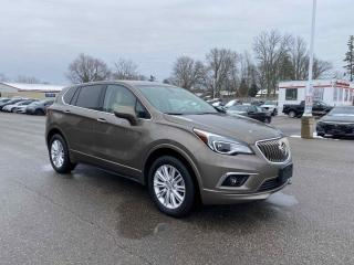 Used 2017 Buick Envision Preferred 4dr AWD Sport Utility Vehicle for sale in Brantford, ON