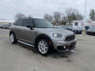 Used 2018 MINI Cooper Countryman Cooper S 4dr AWD ALL4 Sport Utility for sale in Brantford, ON