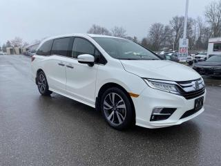 Used 2018 Honda Odyssey Touring 4dr FWD Passenger Van for sale in Brantford, ON