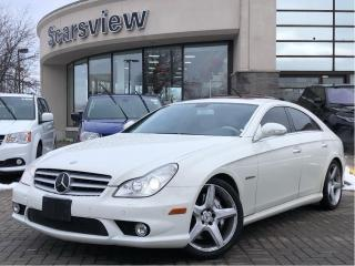 Used 2007 Mercedes-Benz CLS-Class 6.2L AMG for sale in Scarborough, ON