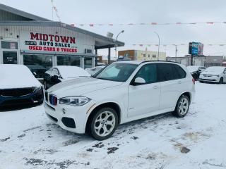 Used 2016 BMW X5 xDrive35i for sale in Regina, SK