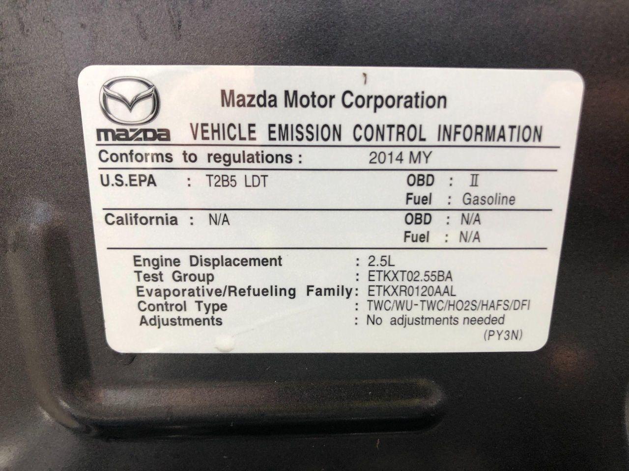 2014 Mazda CX-5