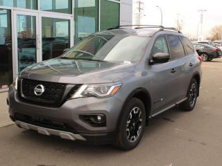 New 2020 Nissan Pathfinder SV Tech for sale in Edmonton, AB
