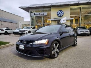 Used 2016 Volkswagen Golf R 4dr AWD 4MOTION Hatchback for sale in Burlington, ON