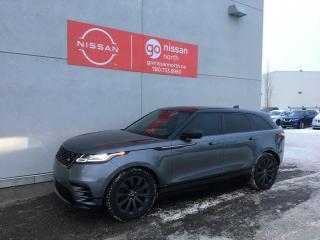 Used 2018 Land Rover Range Rover Velar R-Dynamic HSE / WINTER TIRES for sale in Edmonton, AB