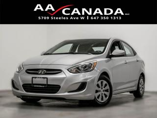 Used 2015 Hyundai Accent GL for sale in North York, ON