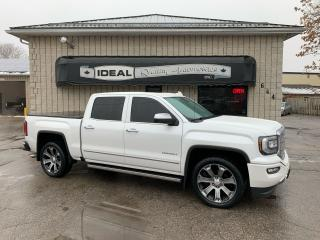 Used 2016 GMC Sierra 1500 Denali for sale in Mount Brydges, ON