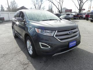 Used 2015 Ford Edge SEL FWD Low KM for sale in Windsor, ON