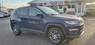 Used 2018 Jeep Compass NORTH for sale in Mount Pearl, NL