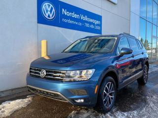 New 2020 Volkswagen Tiguan COMFORTLINE for sale in Edmonton, AB