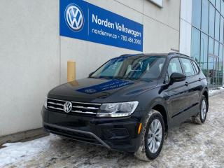 New 2020 Volkswagen Tiguan Trendline for sale in Edmonton, AB
