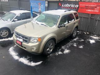 Used 2011 Ford Escape XLT for sale in Sutton, ON
