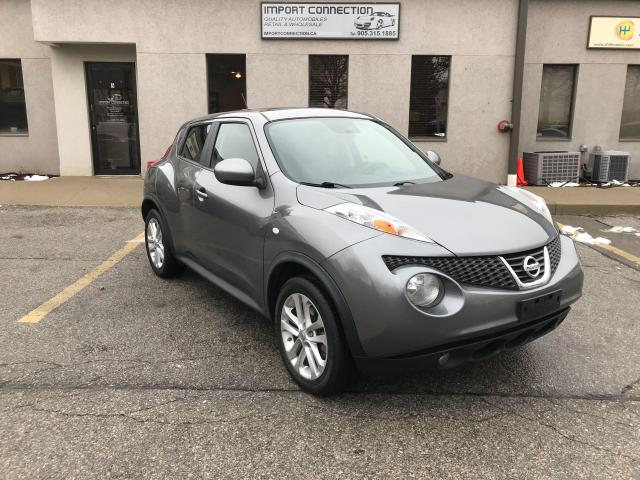 2013 Nissan Juke SL,AWD,LOW !LOW KM's !NAV,LEATHER,SUNROOF !