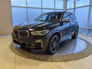 Used 2020 BMW X5 Premium Excellence for sale in Edmonton, AB