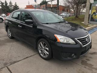 Used 2013 Nissan Sentra auto,sr,133km,safety+3years warranty included for sale in Toronto, ON