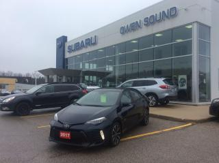 Used 2017 Toyota Corolla SXE for sale in Owen Sound, ON