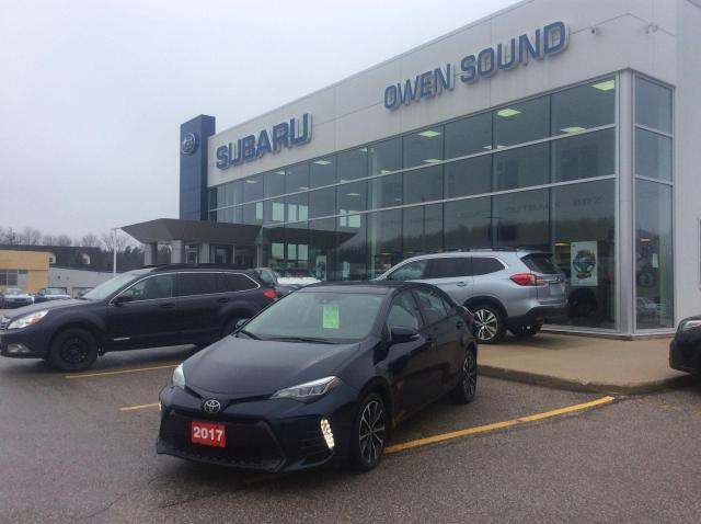 2017 Toyota Corolla SXE