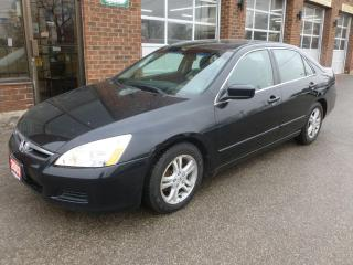 Used 2007 Honda Accord SE for sale in Weston, ON