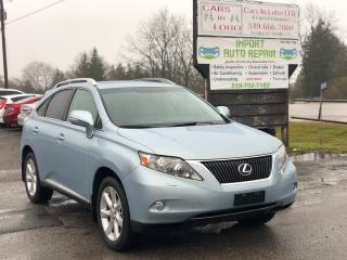 Used 2011 Lexus RX 350 for sale in Komoka, ON