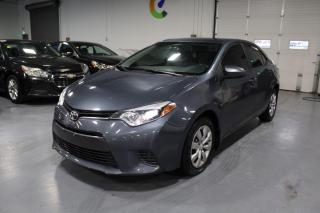 Used 2015 Toyota Corolla S for sale in North York, ON
