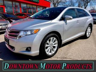 Used 2014 Toyota Venza XLE for sale in London, ON