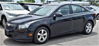 Used 2012 Chevrolet Cruze LT Turbo+ w/1SB for sale in Brantford, ON