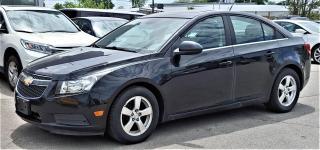 Used 2012 Chevrolet Cruze LT Turbo+ w/1SB for sale in Brantford, ON