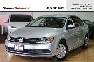 Used 2016 Volkswagen Jetta TRENDLINE+ 1.4 TSI - BACKUPCAM|HEATED SEATS|2xTIRE for sale in North York, ON