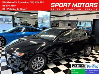 Used 2019 Mazda MAZDA3 GS+Apple Play+Collision Avoidance+ACCIDENT FREE for sale in London, ON