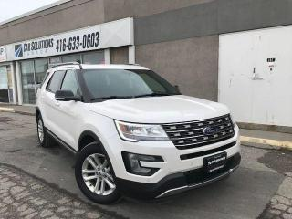Used 2017 Ford Explorer XLT-7PASS-NAVI-LEATHER-SUNROOF for sale in Toronto, ON