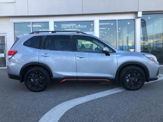 New 2021 Subaru Forester 2.5 SPORT EYESIGHT for sale in Vernon, BC
