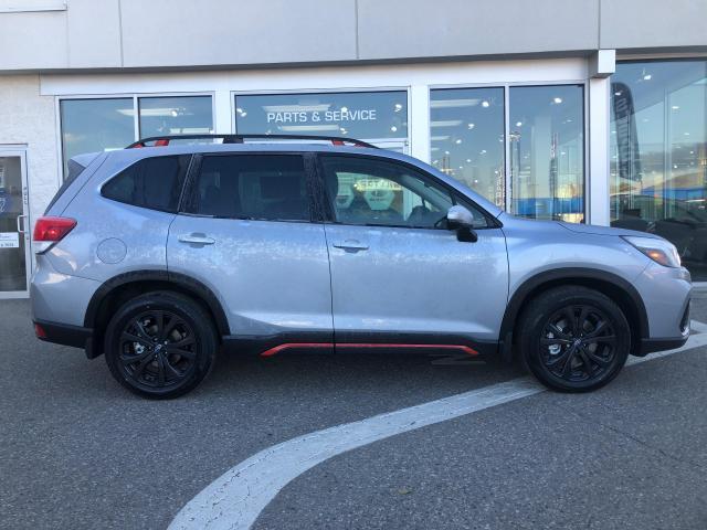 2021 Subaru Forester 2.5 SPORT EYESIGHT