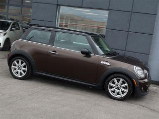 Used 2011 MINI Cooper S|PANOROOF|ALLOYS|SPOILER|6 SPEED MANUAL for sale in Toronto, ON