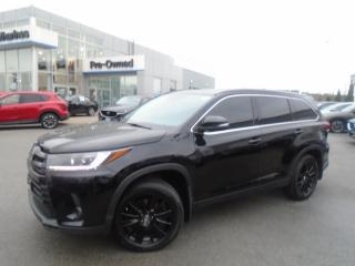 Used 2019 Toyota Highlander SE for sale in St Catharines, ON