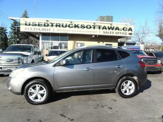Used 2010 Nissan Rogue S for sale in Ottawa, ON