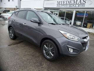 Used 2014 Hyundai Tucson GLS for sale in Mono, ON