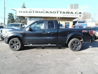 Used 2012 Ford F-150 FX4 for sale in Ottawa, ON