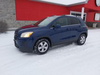 Used 2015 Chevrolet Trax LT for sale in Cornwall, ON