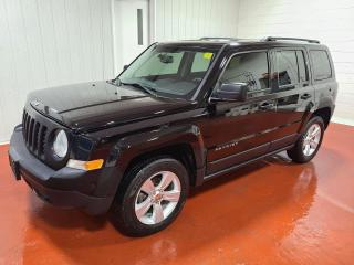 Used 2015 Jeep Patriot North 4X4 for sale in Pembroke, ON