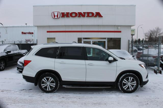 2017 Honda Pilot EX-L AWD LEATHER NAVI 8 SEATER